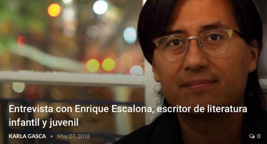 Entrevista en